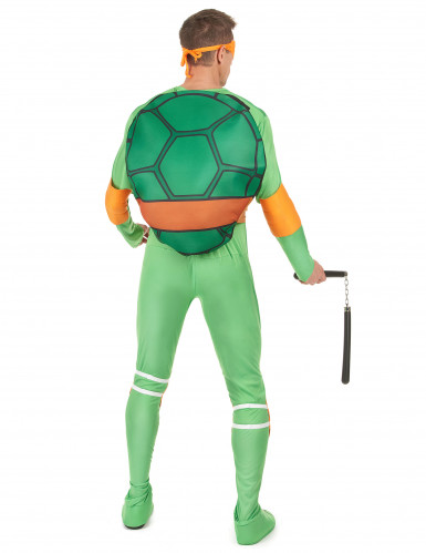 Michelangelo Ninja Turtles™-Kostüm für Erwachsene-2