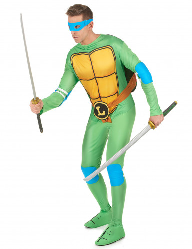 Leonardo Ninja Turtles™-Kostüm für Erwachsene-1