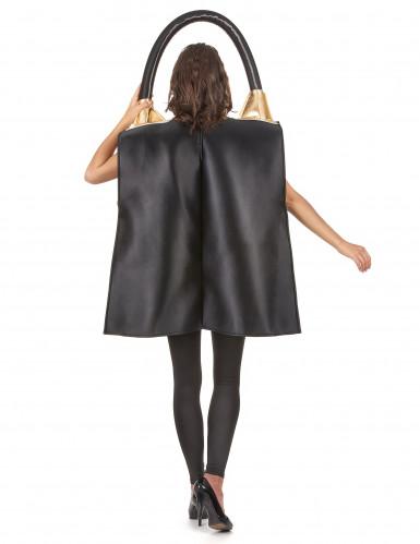 Schwarze Tasche Kostüm für Damen-2