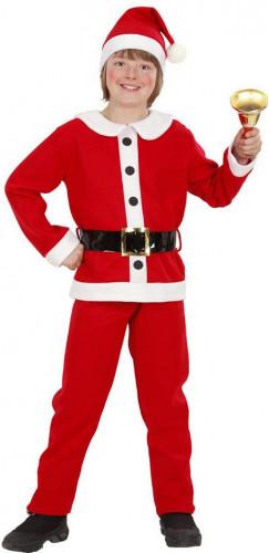Santa Claus Kostüm für Jungen