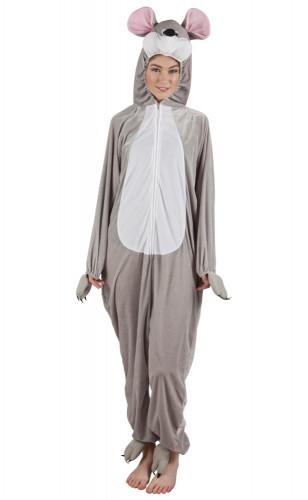 Maus Kostüm für Erwachsene