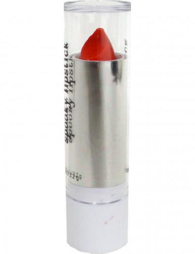 Knallig roter Lippenstift