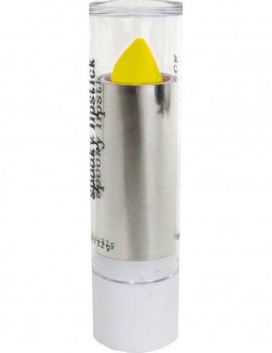 Lippenstift neongelb