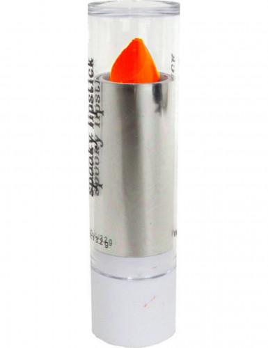 Orangefarbener Lippenstift - Neonfarben