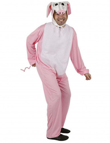 Kostüm Schwein für Erwachsene