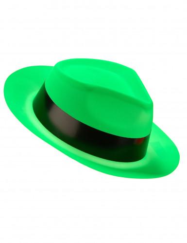 Party Hut neongrün für Erwachsene