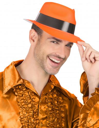 Party Hut neonorange für Erwachsene-2