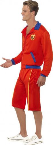 Kostüm Malibu Bademeister für Erwachsene-2