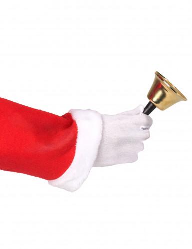 Glocke Weihnachtsmann Accessoire-1