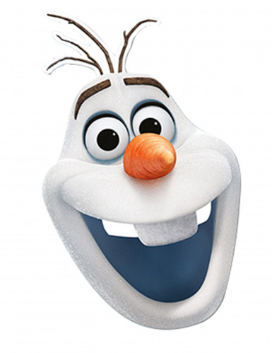 Maske Olaf aus Die Eiskönigin™