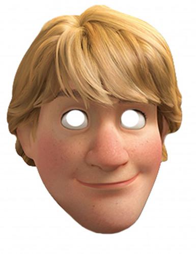 Maske Kristoff Frozen™ für Kinder