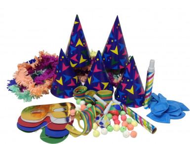 Party-Accessoire Set für 25 Personnen
