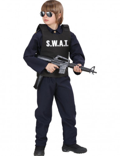 Weste S.W.A.T. für Kinder