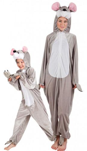 Maus Paar Kostüm Eltern-Kind