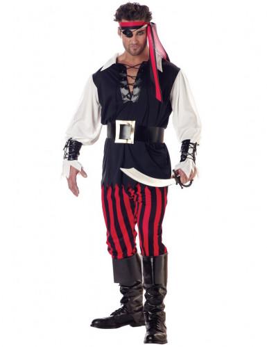 Piraten-Mörder Kostüm für Erwachsene