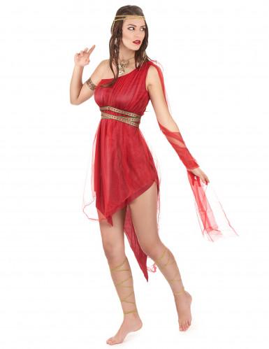 Römische Göttin Kostüm für Erwachsene-1