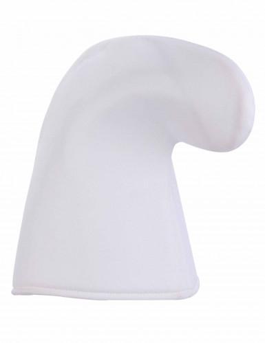 Weißer Zwergen-Hut