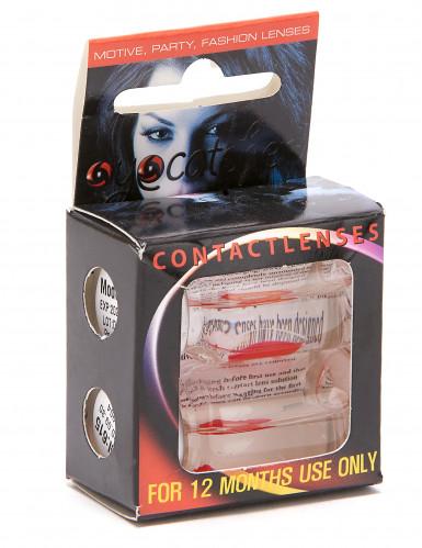 Kontaktlinsen rot-gelb-1