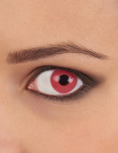 Kontaktlinsen fuchsia
