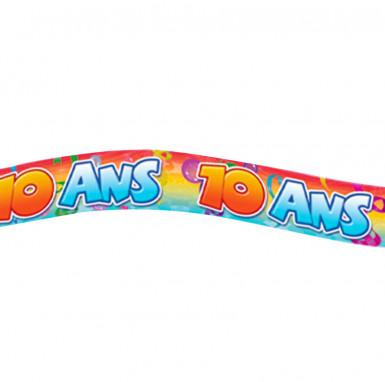 Banner zum 10. Geburtstag