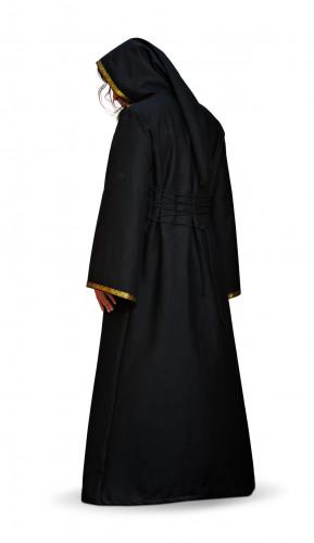 Premium - Mittelalterliches Zauberer-Kostüm für Herren-1