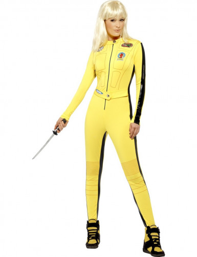 Kostüm Kill Bill für Damen