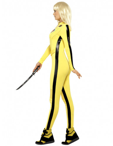 Kostüm Kill Bill für Damen-1