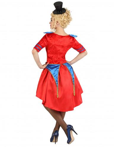 Kostüm Zirkus-Dompteuse für Damen-1