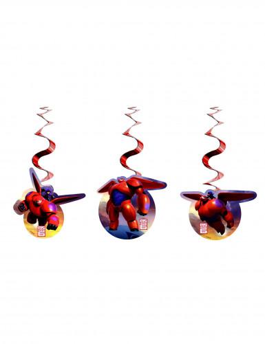 3 Baymax - Riesiges Robowabohu™ Deko-Aufhänger