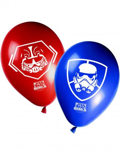 8 Star Wars Rebels™ Luftballons