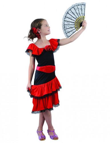Flamenco Kostüm für Mädchen