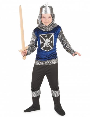 Verkleidung Junge als Ritter