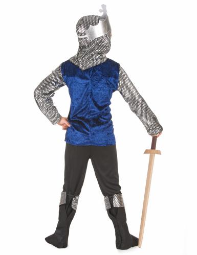 Verkleidung Junge als Ritter-2