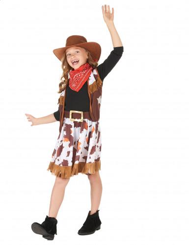 Cowgirl-Verkleidung für Mädchen-1