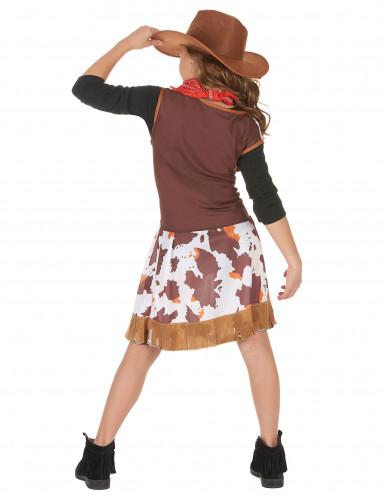 Cowgirl-Verkleidung für Mädchen-2
