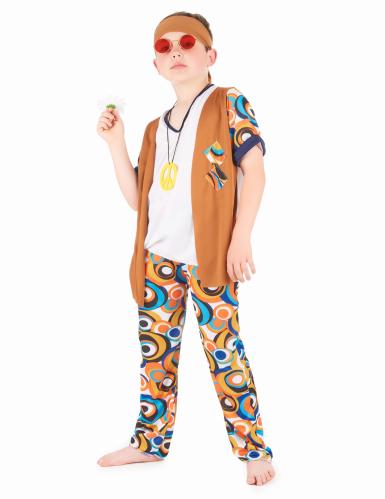 Hippie-Kostüm für Kinder-1