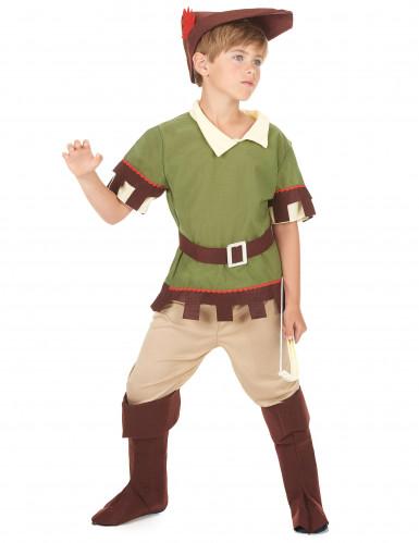 Robin Hood Kostüm Jungen-1
