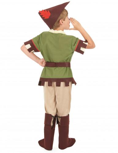 Robin Hood Kostüm Jungen-2
