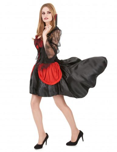 Sexy Vampirkostüm für Damen-1