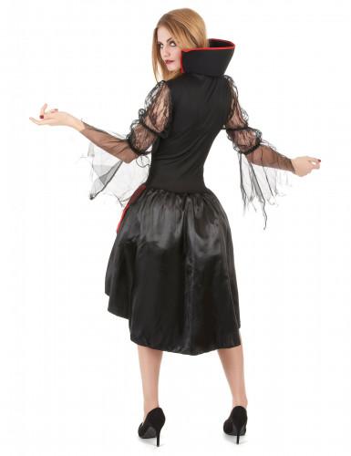 Sexy Vampirkostüm für Damen-2
