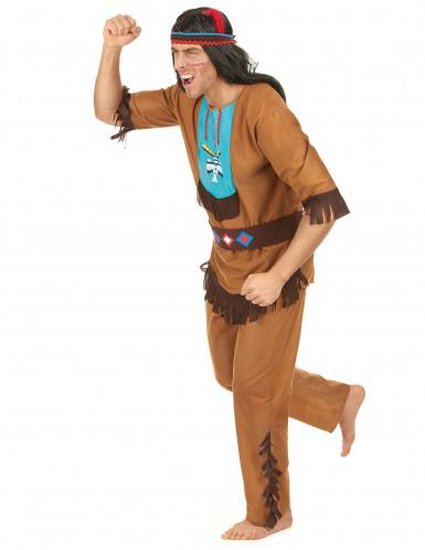 Indianerkostüm für Herren-1