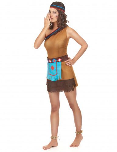 Indianerin Kostüm für Frauen-2