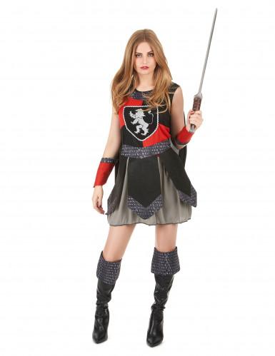 Mittelalterlicher weiblicher Ritter