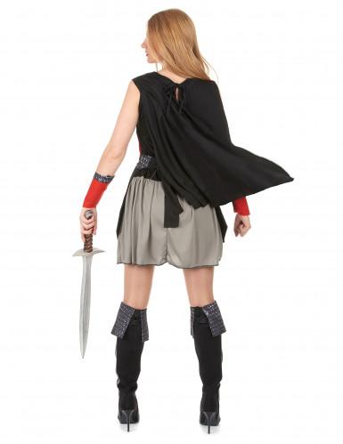 Mittelalterlicher weiblicher Ritter-2