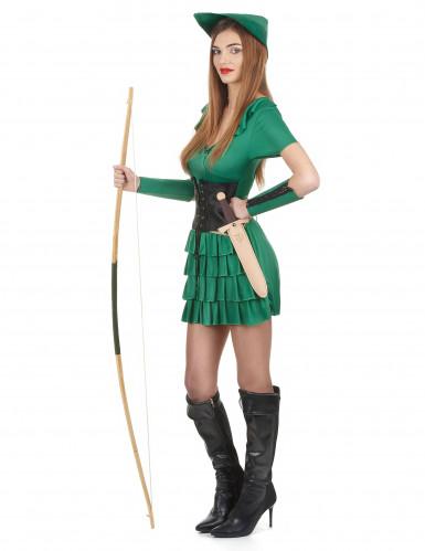Robin Hood Kostüm Damen-1