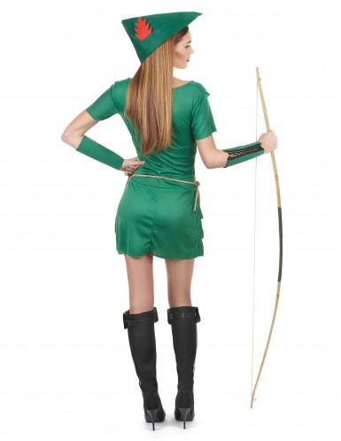 Robin Hood Kostüm Damen-2