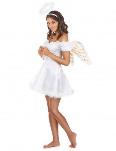 Kostüm Engel für Erwachsene-1
