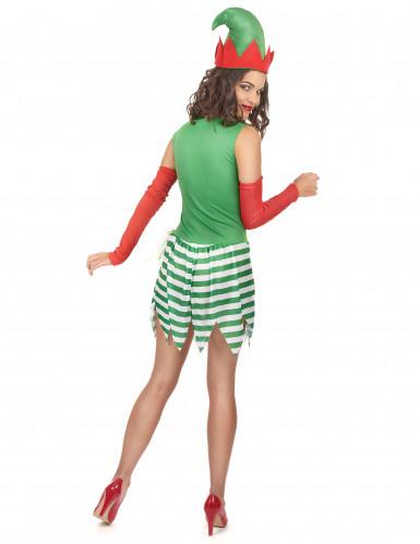 Elfen-Kostüm für Frauen-2