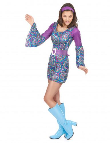 Hippie Kostüm Damen-1