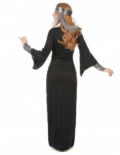 Mittelalterliches Kostüm für Frauen-2